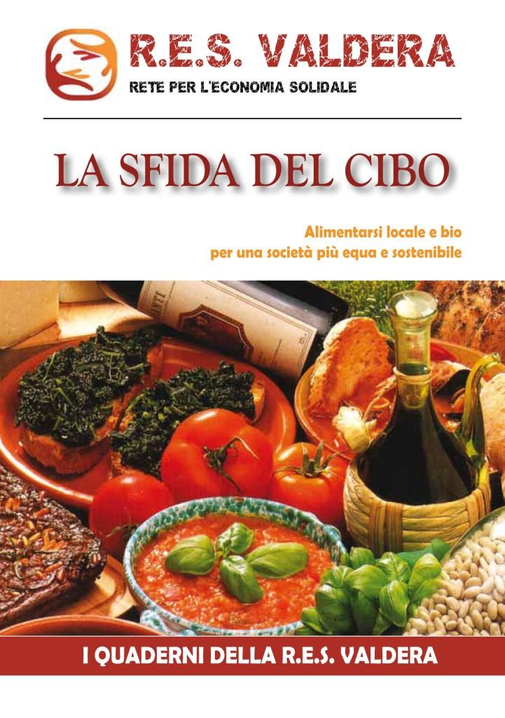 Copertina Quaderno CIBO