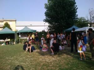 Laboratorio di Capoeira