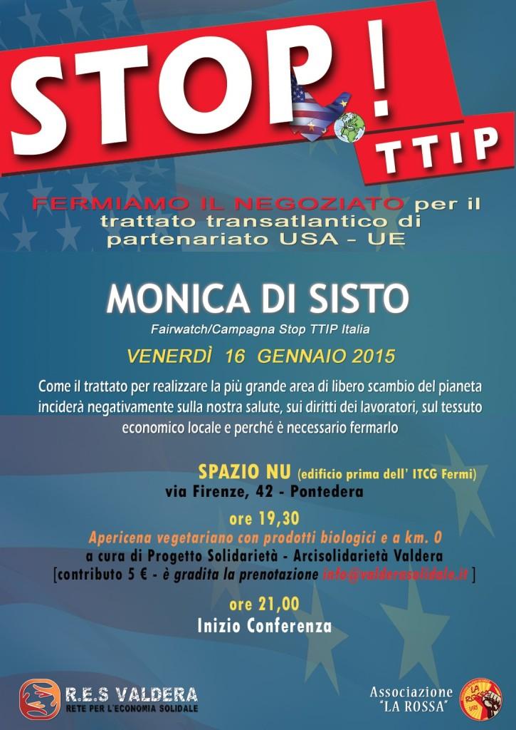 Locandina Di Sisto-TTIP (DEFINITIVA)