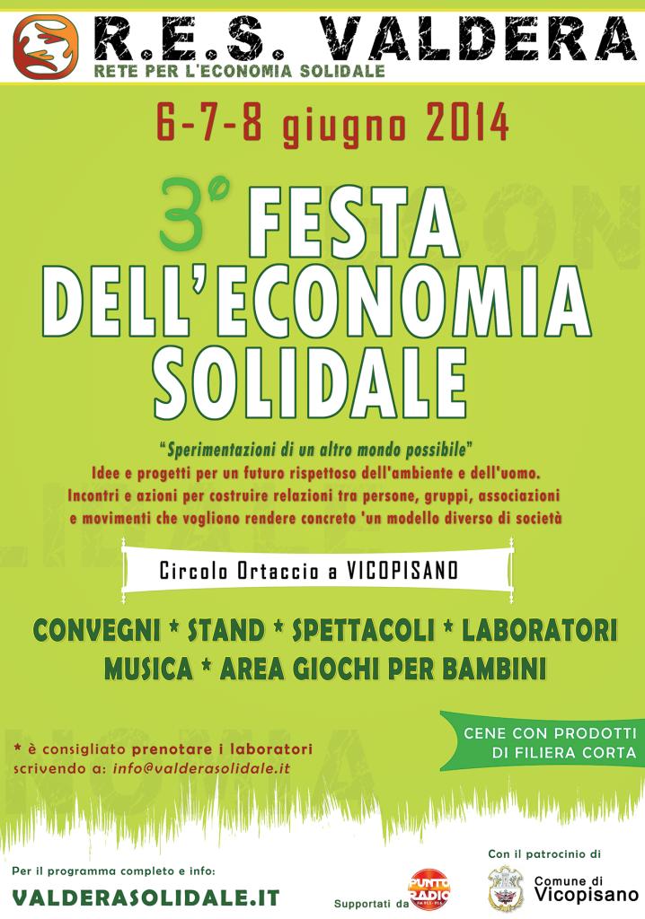 Locandina FESV 2014